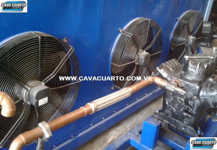 EQUIPOS COPELAND MATIC 30 HP - CONDENSADORA - SUMINISTRO CAVA CUARTO