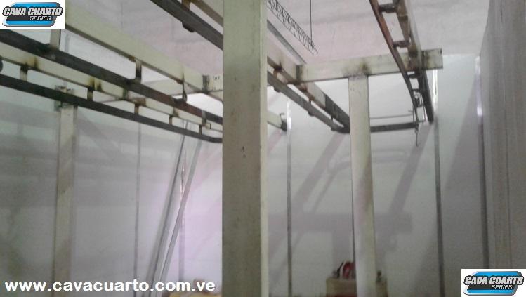 CAVA CUARTO INDUSTRIA ALIMENTICIA - GALP - ARAG