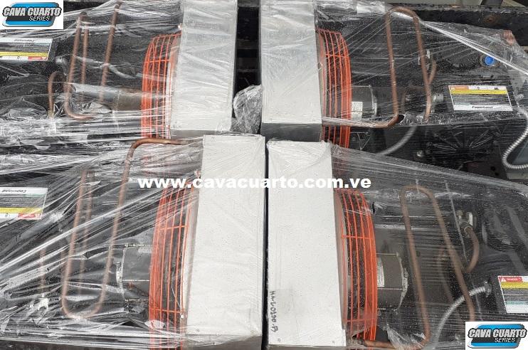 UNIDAD CONDENSADORA 1.5HP COPELAND R22 SEMI-HERMETICO / DIFUSORES 1.5 HP COFRE C.A