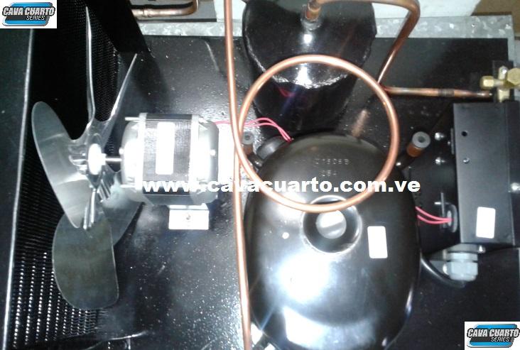UNIDAD CONDENSADORA 1 HP TECUMSEH R22