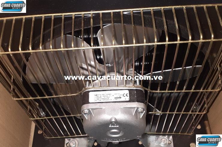 UNIDAD CONDENSADORA 1/2HP TECUMSEH  R134 - INSTALACIÓN - EXHIBIDOR CCS