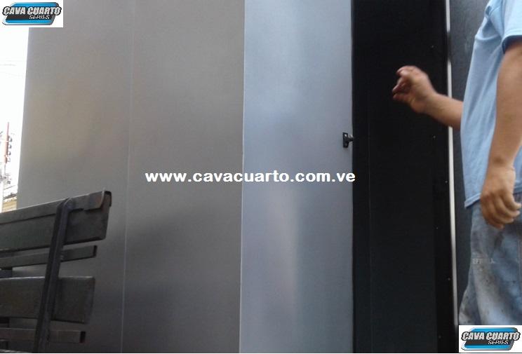 CAVA CUARTO PRE-FABRICADA  INDUSTRIA ALIMENTICIA - ABC