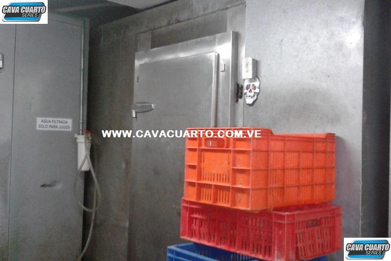 CAVA CUARTO INDUSTRIA ALIMENTICIA - LABORATORIOS