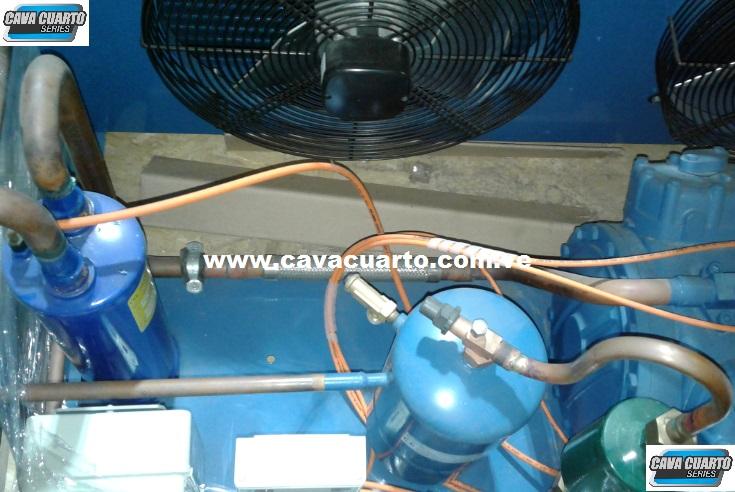 EQUIPO FRASCOLD / 8HP - SUMINISTRO CAVA CUARTO - HOTEL MELIA CARACAS