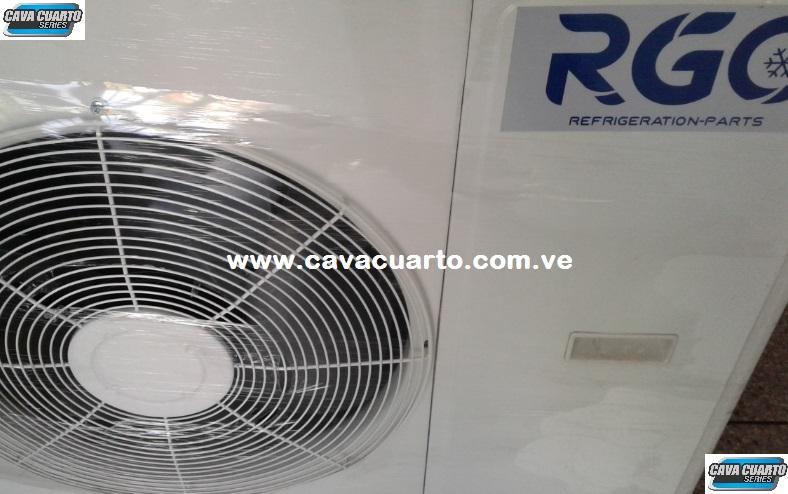 EQUIPO RGC - UNIDAD DE FLUJO HORIZONTAL - SUMINISTRO CAVA CUARTO - CCCT