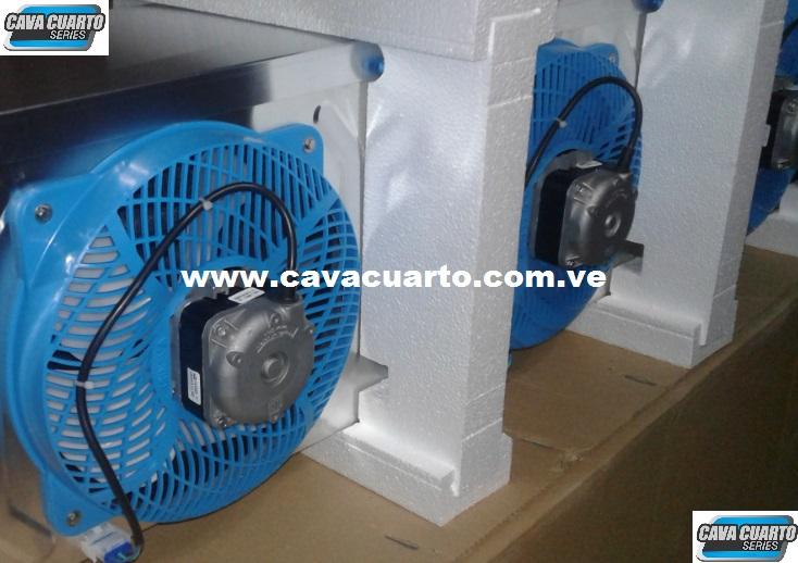 DIFUSOR / TECUMSEH 5HP - EVAPORADOR / SUMINISTRO CAVA CUARTO - FT