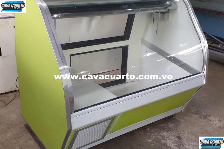 NEVERA EXHIBIDORA - CAVA CUARTO SERIES - SJ