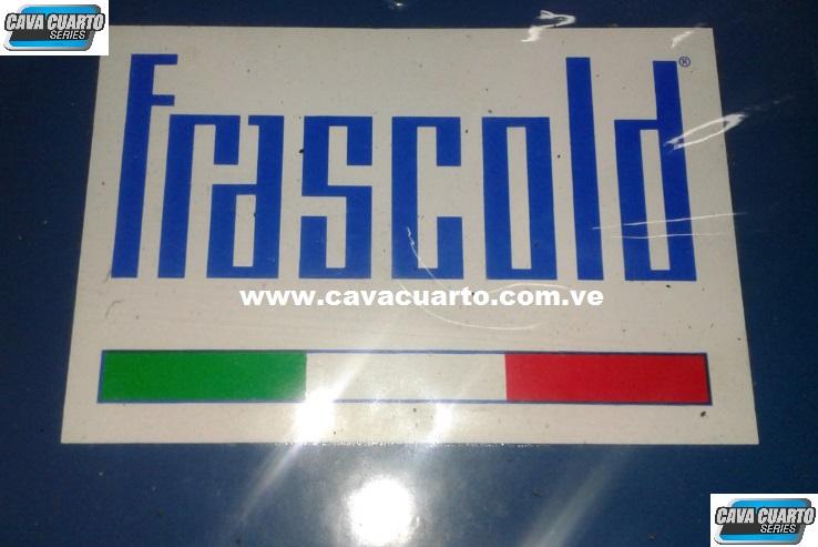 UNIDAD CONDENSADORA 3HP FRASCOLD R134 / R404 SEMI-HERMETICO LOS RUICES