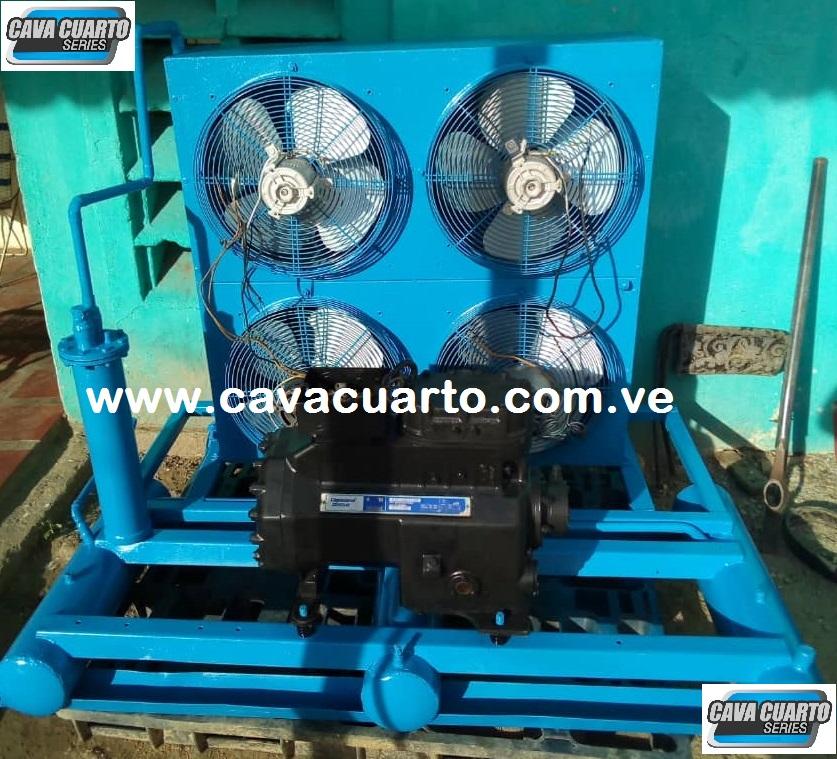 EQUIPO COPELAND MATIC DISCUS 15HP - SUMINISTRO CAVA CUARTO