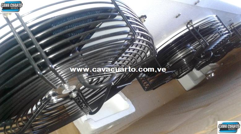 DIFUSOR / KIELMANN 5HP - EVAPORADOR / SUMINISTRO CAVA CUARTO - CLUB P A