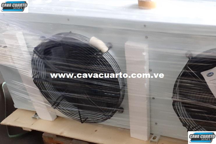 DIFUSOR / CK 8HP - EVAPORADOR / SUMINISTRO CAVA CUARTO - CUMA