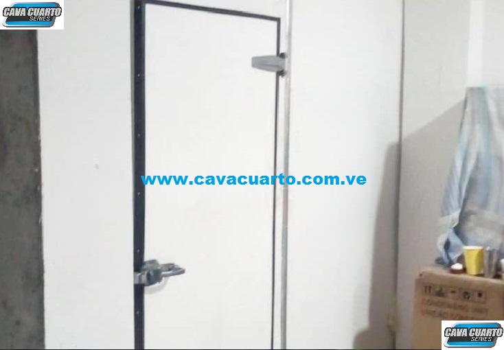 CAVA CUARTO INDUSTRIA ALIMENTICIA - DOBLE CONSERVACIÓN Y CONGELACIÓN - ORIENTE