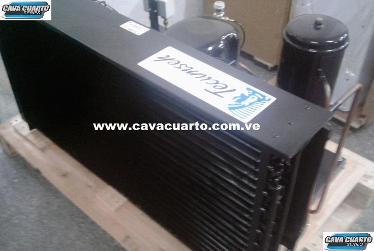 UNIDAD CONDENSADORA 5HP TECUMSEH FRANCES R22  SELLADO - LOS RUICES