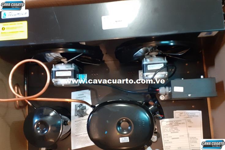 EQUIPO TECUMSEH / 1.5HP - SUMINISTRO CAVA CUARTO - LA IGLESIA