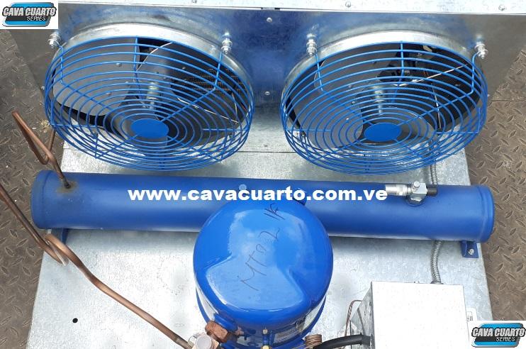UNIDAD CONDENSADORA DANFOSS / 2HP - SUMINISTRO CAVA CUARTO - TRINIDAD