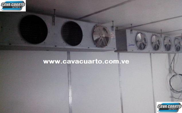 CAVA CUARTO INDUSTRIA ALIMENTICIA - EQUIPOS MRDA 2