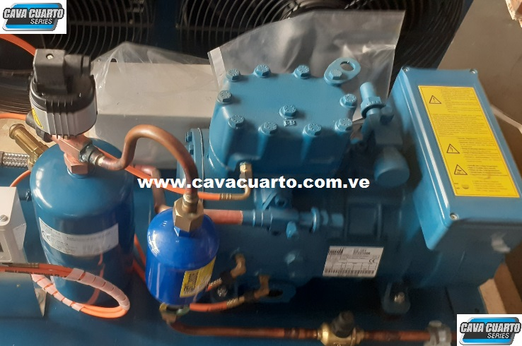 UNIDAD CONDENSADORA 3HP FRASCOLD R134 / R404 SEMI-HERMETICO FRIGORIFICO V