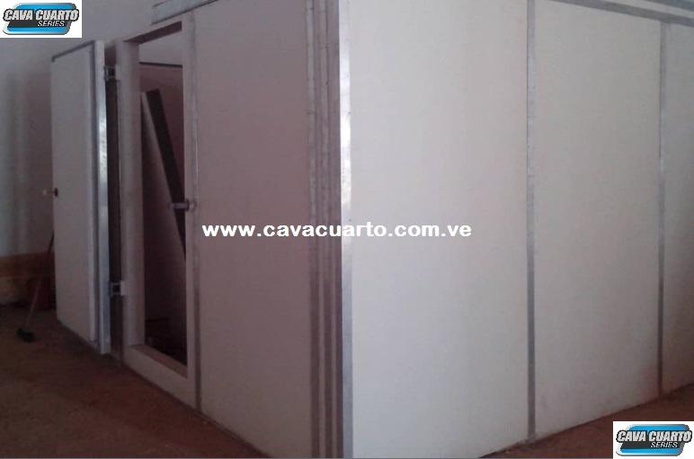 CAVA CUARTO INDUSTRIA ALIMENTICIA - PROYECT VALLE