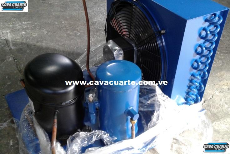 UNIDAD CONDENSADORA 3/4HP CUBIGEL R404 SELLADO - TEQUES