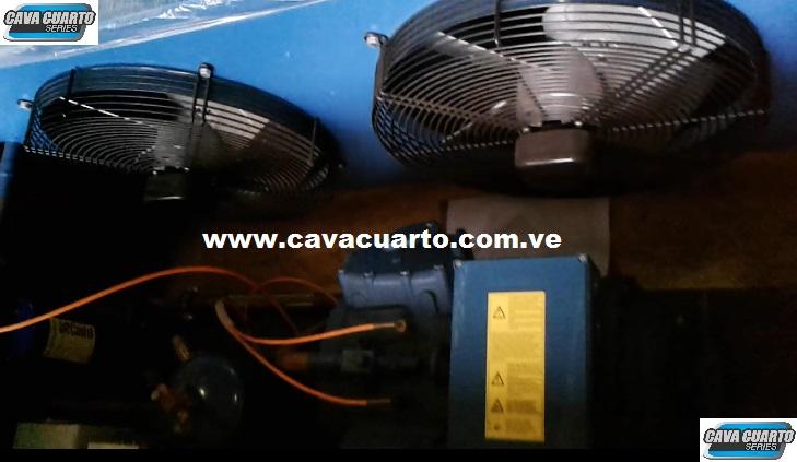 EQUIPO FRASCOLD / 10HP - SUMINISTRO CAVA CUARTO - DEL MED