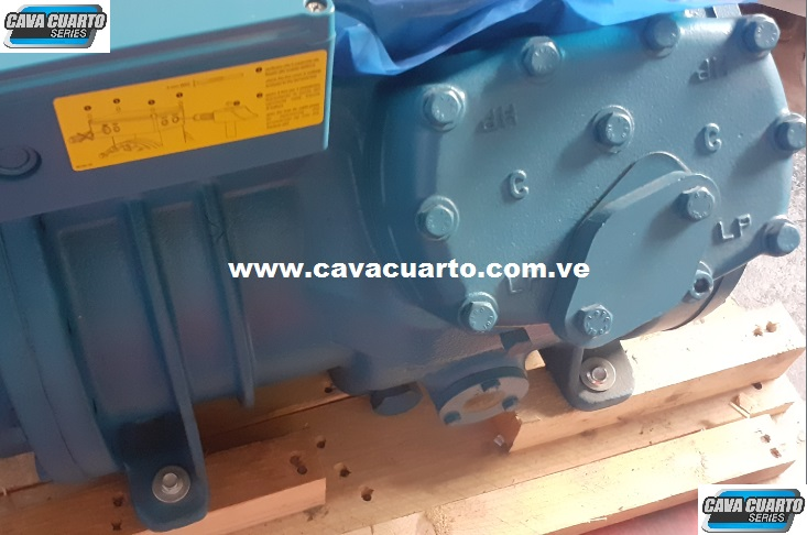 COMPRESOR FRASCOLD 10HP SEMIHERMETICO R134 - R404 - FINCA