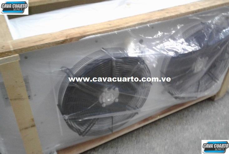 DIFUSOR / RGC 5 HP - EVAPORADOR / SUMINISTRO CAVA CUARTO - ALI MED