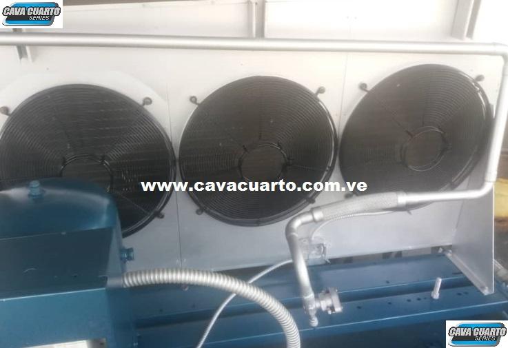MANTENIMIENTO EQUIPOS DE REFRIGERACIÓN - FABRICA PAN - CARACAS