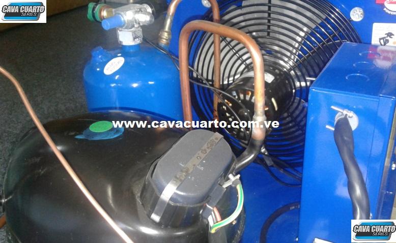 EQUIPO DANFOSS / 1HP - SUMINISTRO CAVA CUARTO - C.L.V