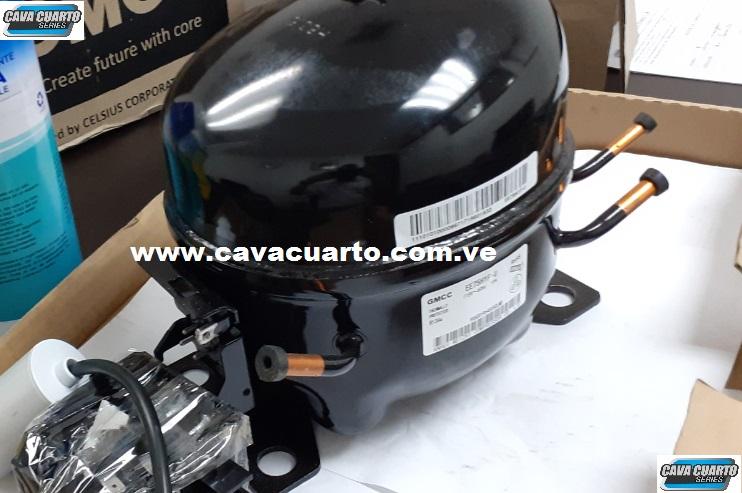 COMPRESOR 1/3 HP GMCC TOSHIBA - REFRIGERACIÓN R134