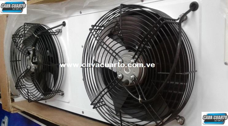 DIFUSOR / RGC 2 HP - EVAPORADOR / SUMINISTRO CAVA CUARTO - TIUNA