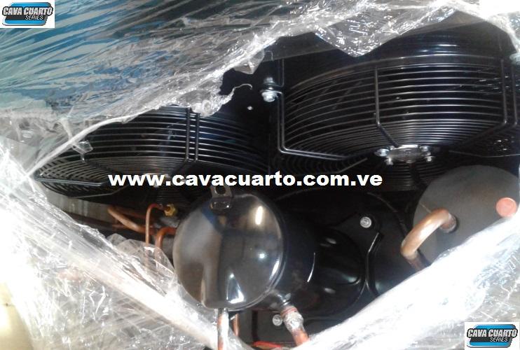 EQUIPO RGC / 5HP - R404 DELUXE SUMINISTRO CAVA CUARTO - CCS
