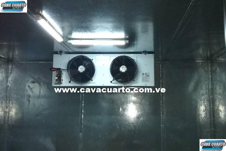 UNIDAD CONDENSADORA 8HP FRASCOLD - UNIDAD CONDENSADORA 2HP FRANCES R22 - INSTALACIÓN - PUESTA EN MARCHA - FABRICA