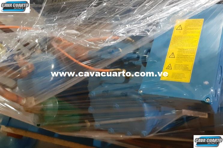 UNIDAD CONDENSADORA 8HP FRASCOLD R134 / R404 SEMI-HERMETICO CUMA