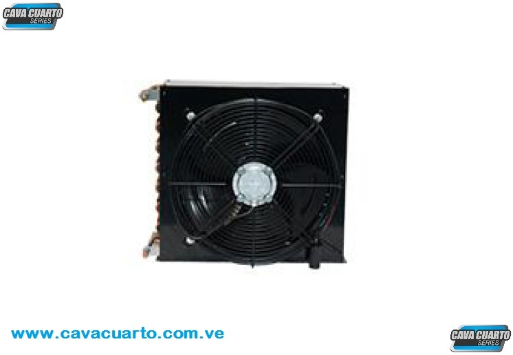 CONDENSADOR 3/4 A 1 HP 12958 BTU CON 1 VENTILADOR AXIAL 12 PULG 220v RGC