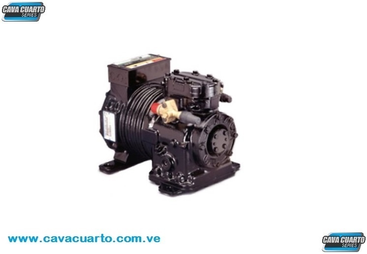 COMPRESOR COPELAND SEMI-SELLADO 1Hp - R22 / 220V