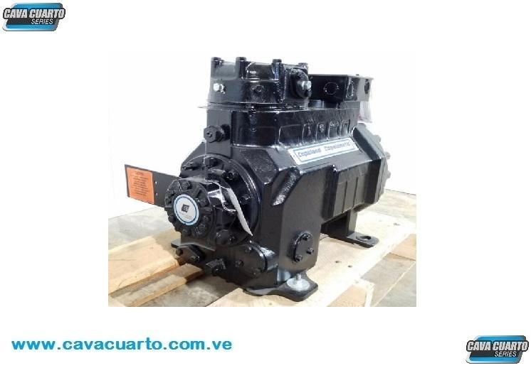 COMPRESOR COPELAND DISCUS 2D SEMI-SELLADO 4 1/2Hp - R22/ R404/ 230V