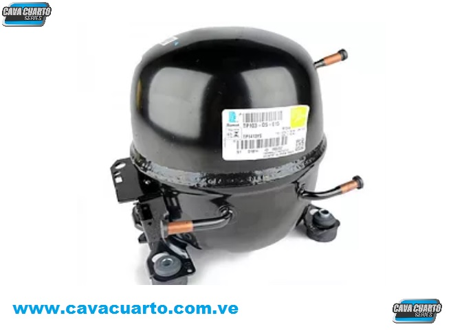COMPRESOR TECUMSEH 1/3HP 110V CON KIT CONGELACIÓN