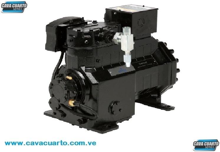COMPRESOR COPELAND DISCUS 3D SEMI-SELLADO 10Hp - R22/ R404/ 230V