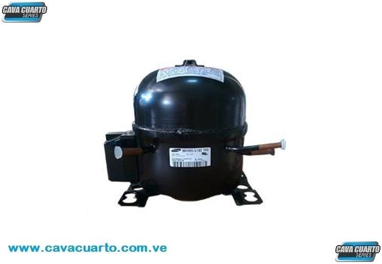 COMPRESOR DOMESTICO SELLADO 1/5 HP R-134A 110V