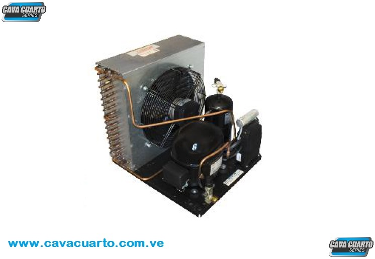 UNIDAD CONDENSADORA 3/4 HP 10842 BTU R-404a/ R-22 - 220v 60Hz CUBIGEL