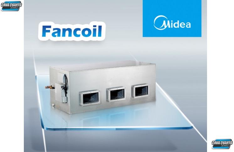 FANCOIL MIDEA LINEA COMERCIAL DESDE 6 TR A 20 TR