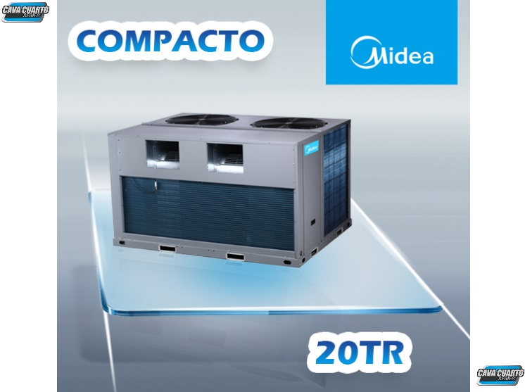 COMPACTOS MIDEA DESDE 2 TR A 25 TR - CLIMA CREATOR SERIES - EXPANSIÓN DIRECTA