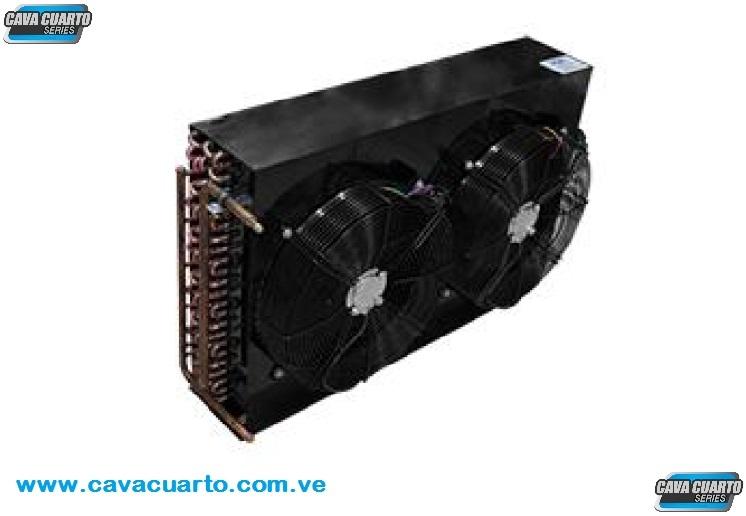 CONDENSADOR 5 HP 63767 BTU CON 2 VENTILADOR AXIAL 16 PULG 220v RGC