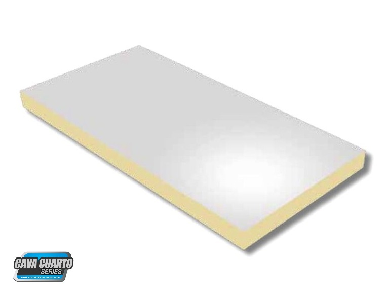 PANEL DE POLIURETANO - PVC BLANCO 3.3mm