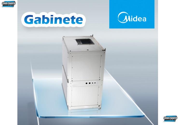 GABINETE - MIDEA - DESDE 7.5 A 10 TR