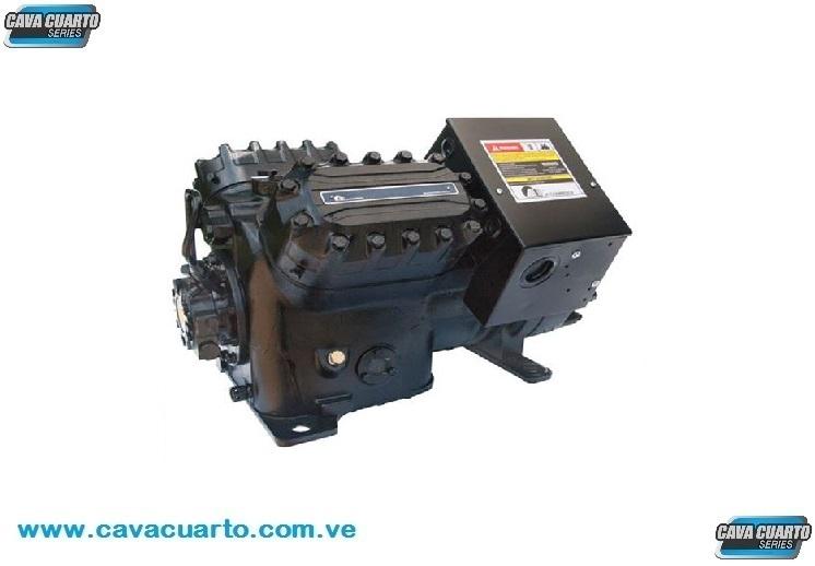 COMPRESOR COPELAND DISCUS 4D SEMI-SELLADO 30Hp - R22/ R404/ 230v/460v