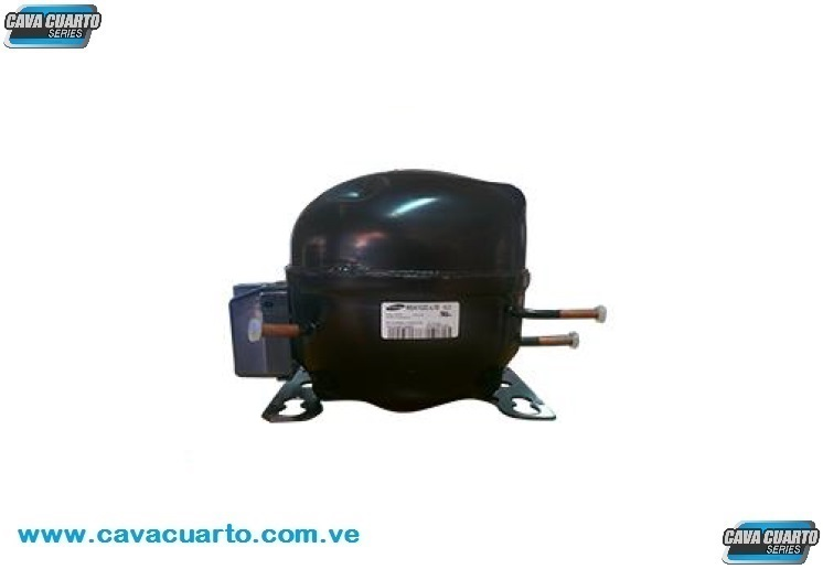 COMPRESOR DOMESTICO SELLADO 1/4 HP R-134A 110V