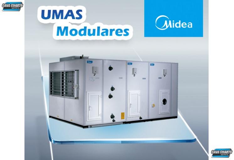 UMAS MODULARES / UNIDAD MANEJADORA DE AIRE MODULAR / 1200 CFM a 140000 CFM