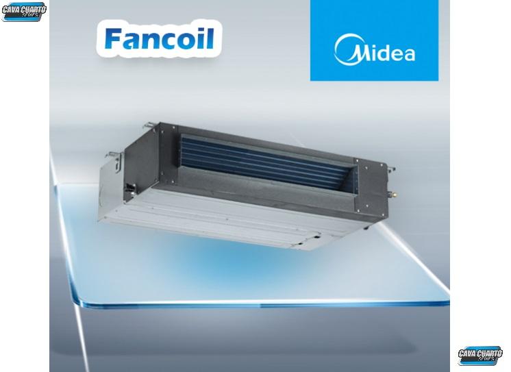 FANCOIL MIDEA LINEA LIGERA DESDE 1.5 TR A 5TR