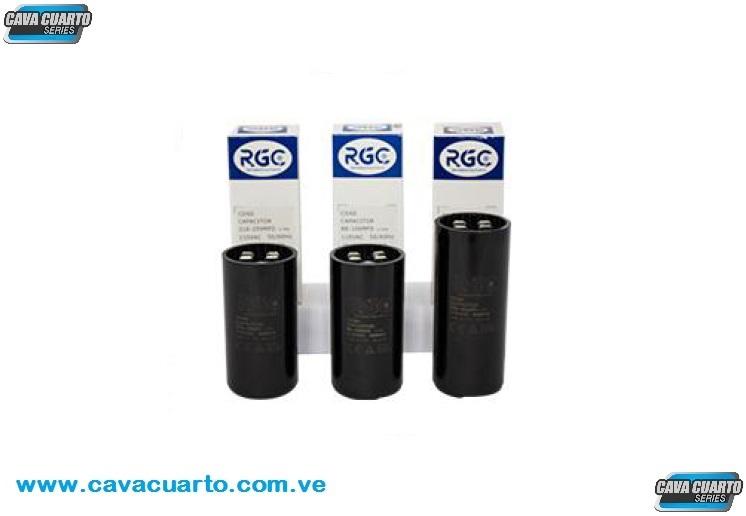 CAPACITADOR DE ARRANQUE 110v / 220v - RGC